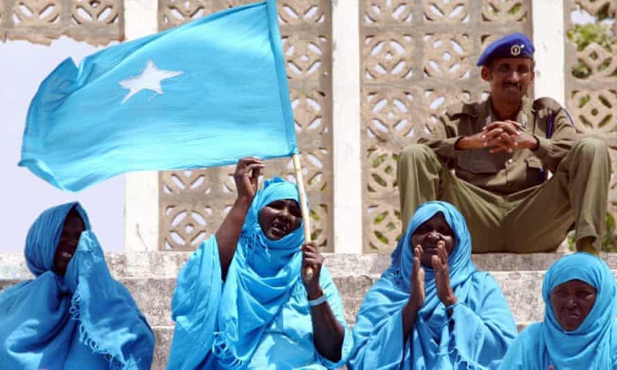 Somali FGM protest