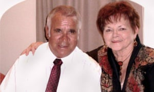 Stan Grant Sr and his wife Betty