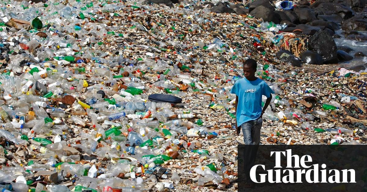 A Million Bottles A Minute World S Plastic Binge As