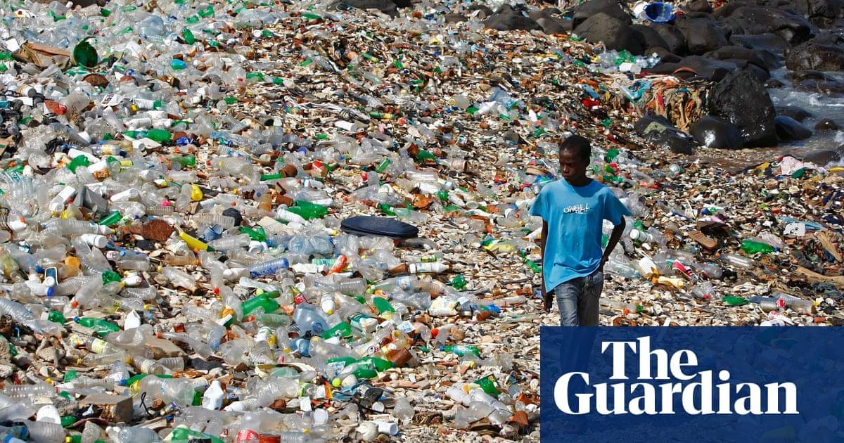 A million bottles a minute: world's plastic binge 'as ...