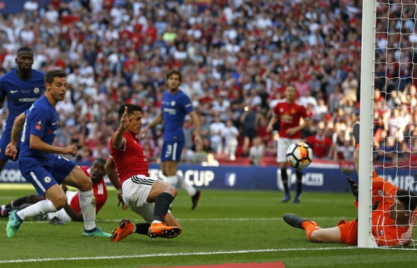 Chelsea 1-0 Manchester United: 2018 FA Cup final – as it