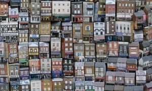 Barnaby Barford's Tower of Babel