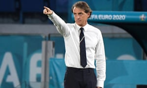 'Out of shape' Italian team? Mancini may not agree.