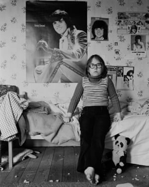 Nicola and Donny Osmond, 1973