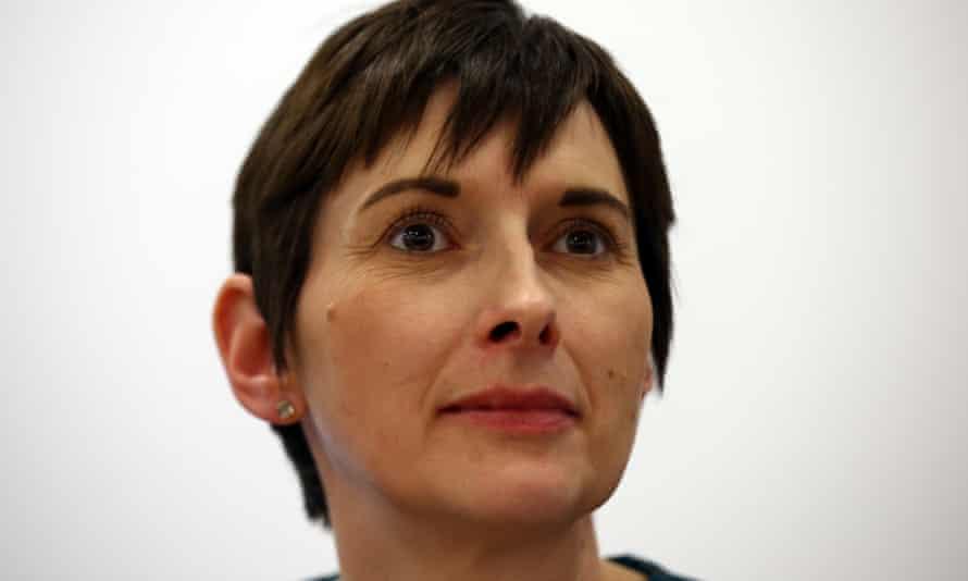Liberal Democrat London mayor and London Assembly candidate Caroline Pidgeon.