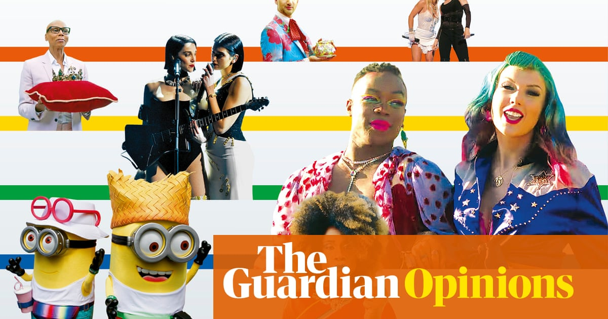 Why culture's 'queerbaiting' leaves me cold   Global   The