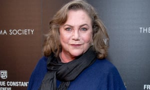 Kathleen Turner was open and honest about everything she was asked.
