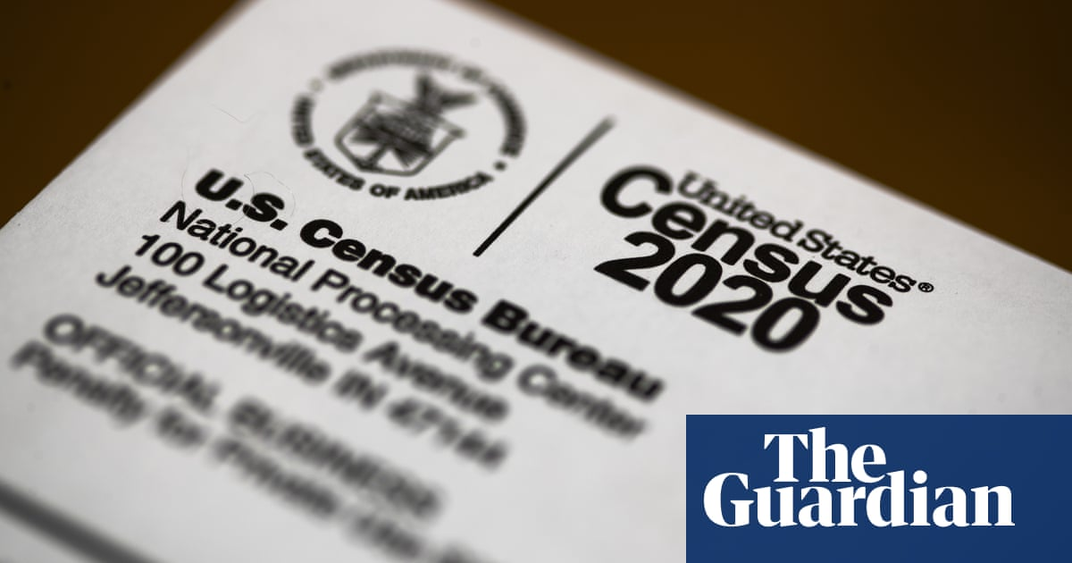 Plan to shorten census deadline sounds alarm for disadvantaged Americans – The Guardian