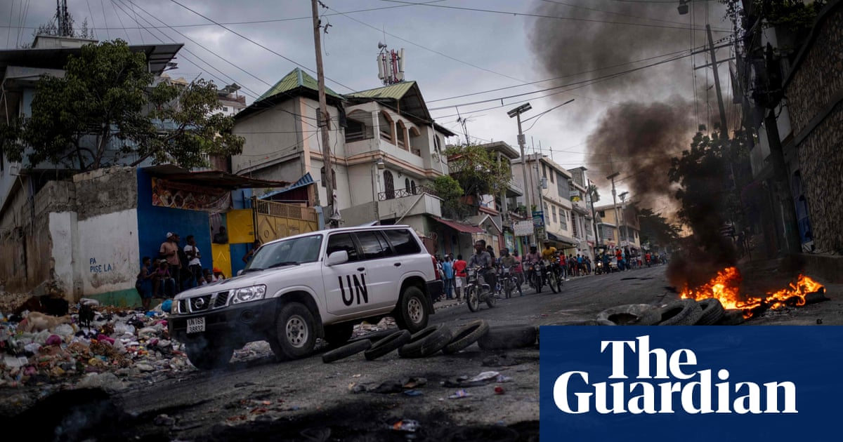 Aid to Haiti sent by sea to bypass rising gang violence, UN food agency says