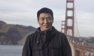 Dhondup Wangchen was jailed a decade ago over a film interviewing Tibetans about their lives