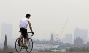 Dust blown from the Sahara will cause poor air quality across England and people are advised to avoid exercise if they notice problems.