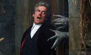 Peter Capaldi: 'instantly owns the role'.