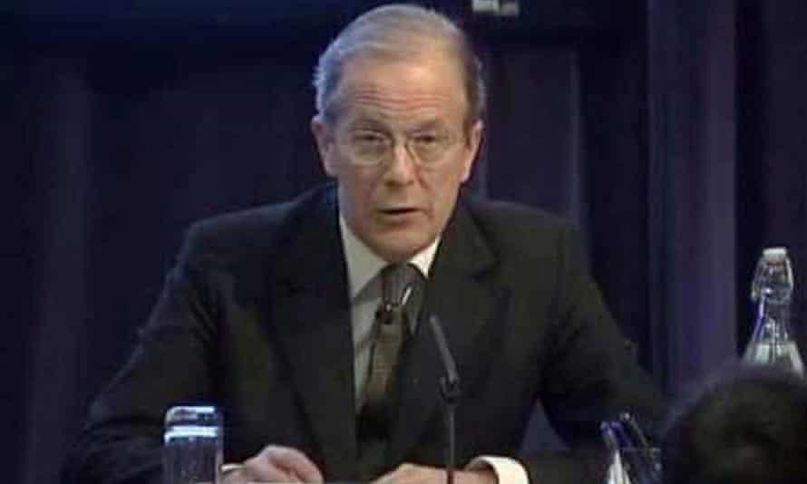Sir Mark Allen