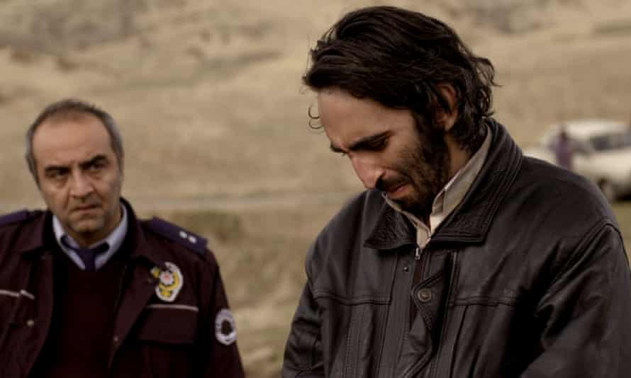 Yilmaz Erdogan and Firat Tanis in Once Upon A Time In Anatolia.