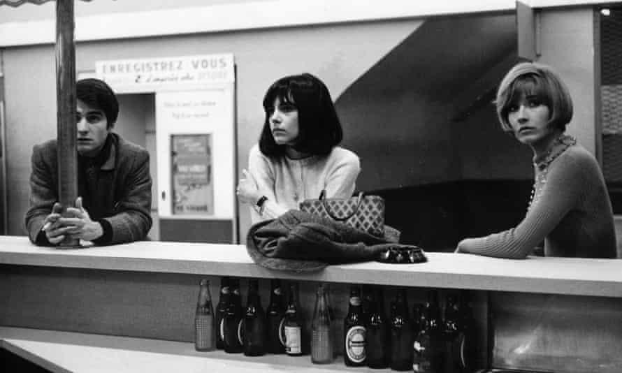 Jean-Luc Godard's 1966 film Masculin féminin.