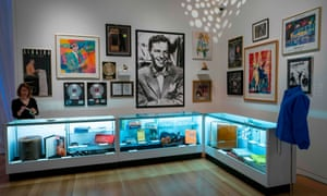 'You see many facets of Sinatra you wouldn't normally see as a fan,' said Mari-Claudia Jimenez, a senior vice-president at Sotheby's.