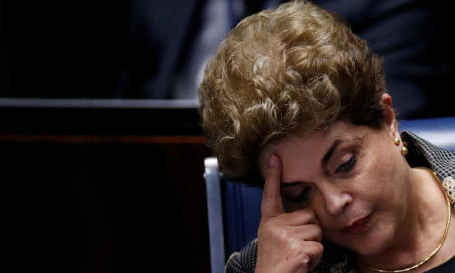 A report found three out of the five most shared stories on Facebook were false as the Dilma Rousseff impeachment process intensified.