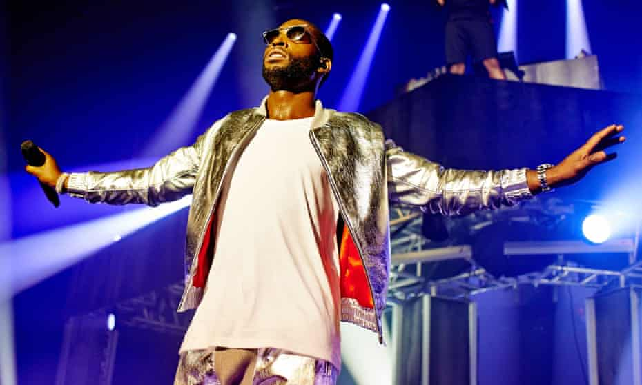 'I wanted the album to sound like a jukebox' … Tinie Tempah performs at Manchester Apollo in 2014.