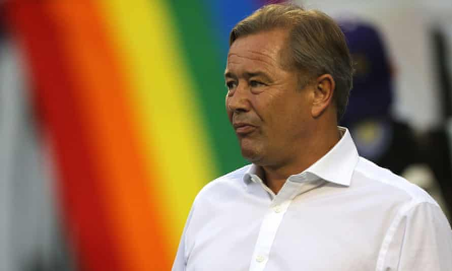 Adrian Heath was with Orlando City from the club's origins in Texas