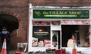 Village Shop in Norwich