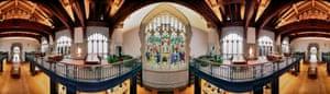 Fredrick Ferris Thompson Memorial Library at Vassar College Poughkeepsie NY, 2011