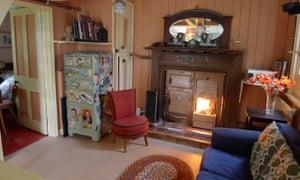 The Land Girls' Cabin Nr. Glastonbury, Somerset, England