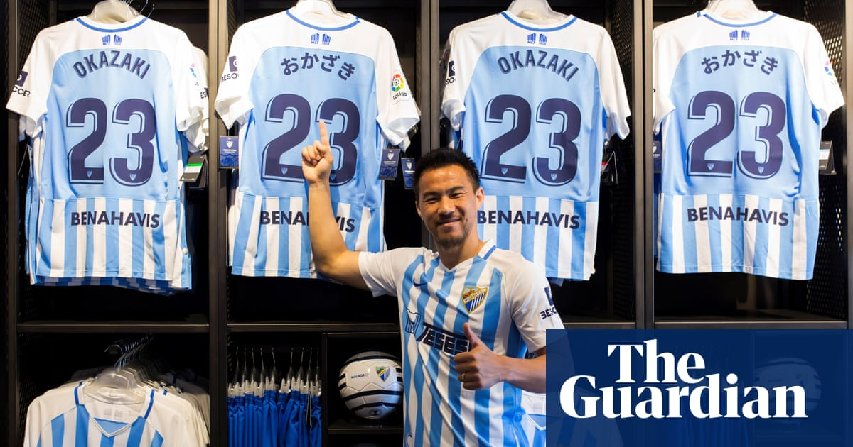 A mess in Málaga: how Shinji Okazaki signing ended up being a mirage | Sid Lowe