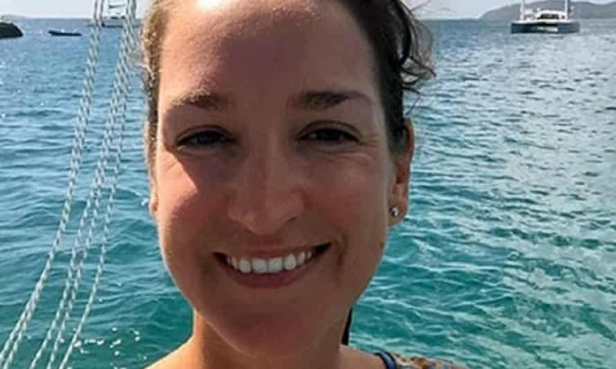Missing Briton Sarm Heslop on board a boat