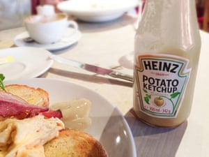 Potato Ketchup – 'Truly inspired!' commented judge Benedict Brain
