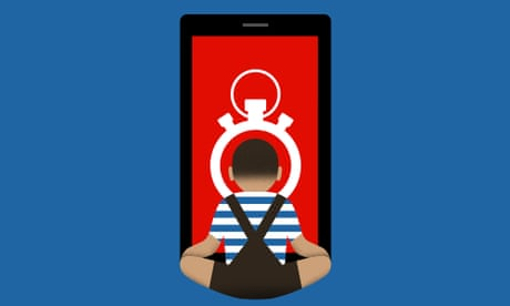 Have I gone too far in monitoring my children's online activity?   Annalisa Barbieri