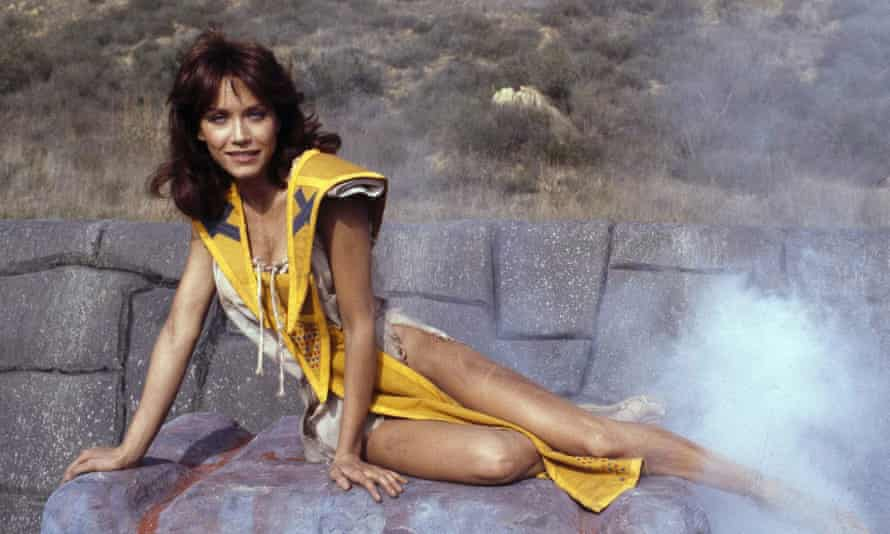 Tanya Roberts as Kiri in The Beastmaster, 1981.