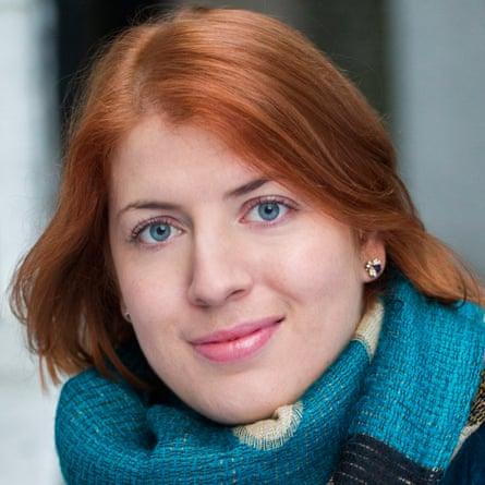 Miranda Kaufmann, author of Black Tudors