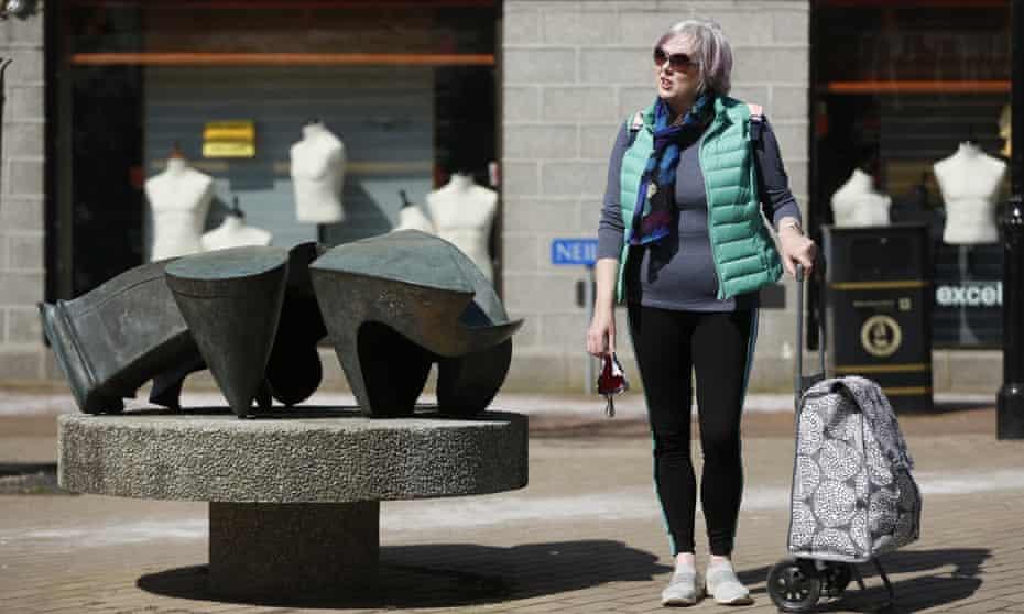 Sharon Ness in Ellon