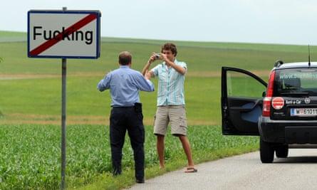 Fugging hell: tired of mockery, Austrian village changes name | Austria |  The Guardian