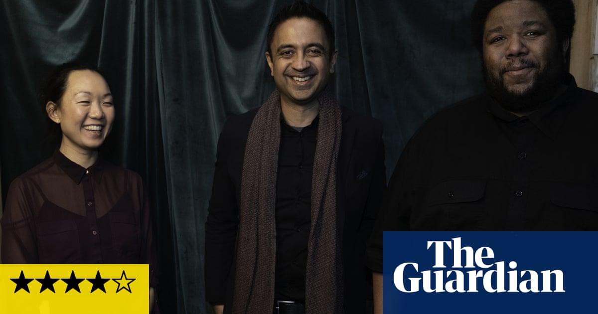 Vijay Iyer, Linda May Han Oh, Tyshawn Sorey: Uneasy review | John Fordhams jazz album of the month