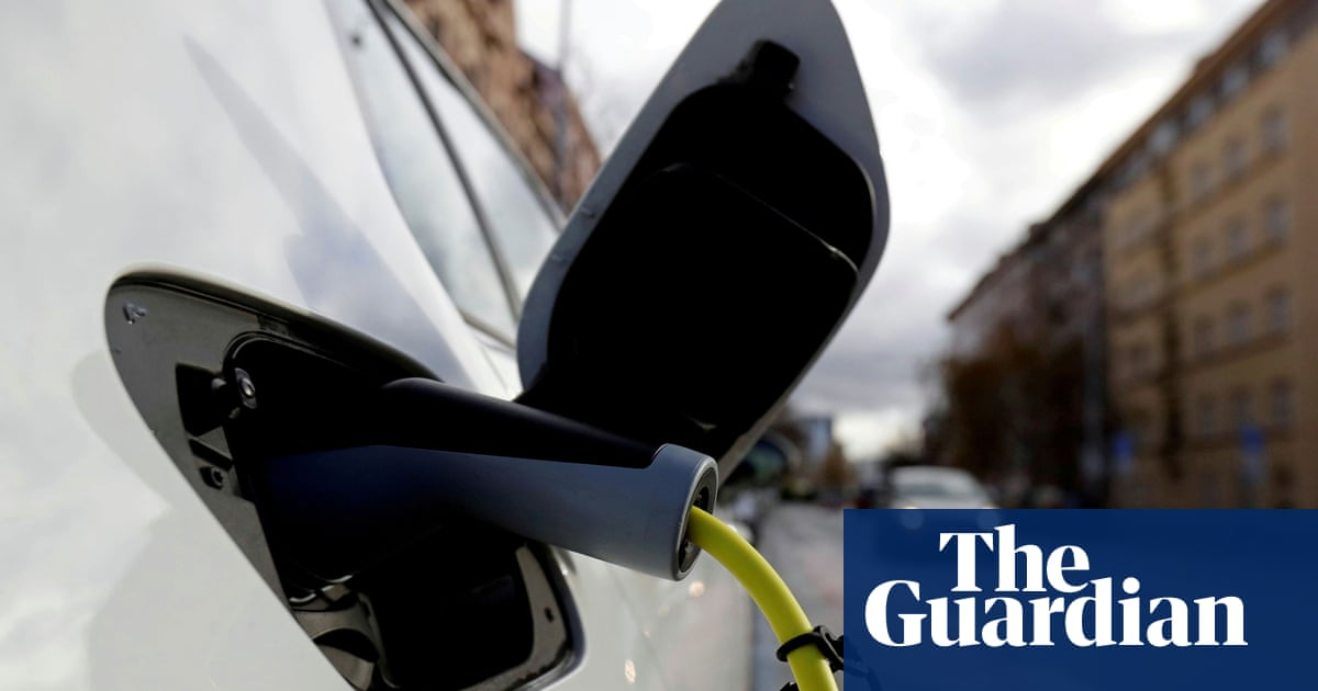 Electric vehicles on world's roads expected to increase to 145m by 2030