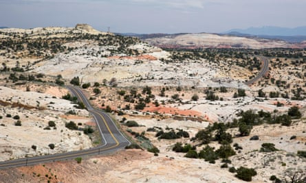 The only grocery store in Escalante, Utah, near popular national parks, has barred non-locals.