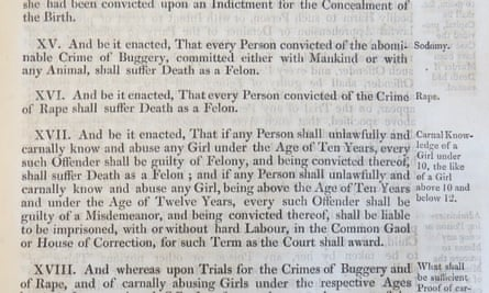 Offences Against the Person Act, 1828.