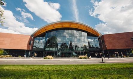 Warwick University.