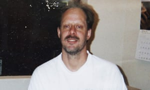 This undated photo provided by Eric Paddock shows his brother, suspected Las Vegas gunman Stephen Paddock.