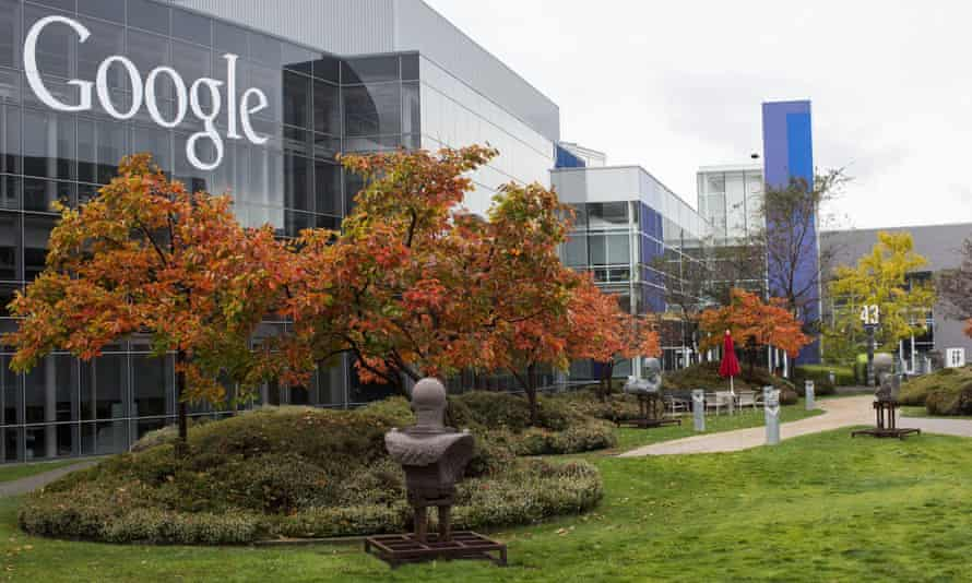 The situation is a little better for Google, located in Mountain View and also unwilling to discuss sea level rise.