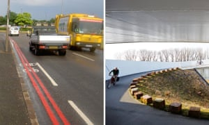 Send in your pictures of good or bad cycling infrastructure in your cities.