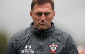 Ralph Hasenhüttl has tried to take the positive from a 3-0 opening-day defeat at Burnley: 'It is good that we see very clearly immediately what is missing'