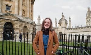 Tara Paxman, a teacher in Oxford