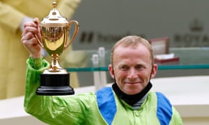 Joe Fanning celebrates with the Gold Cup.