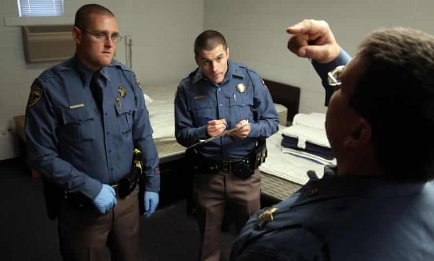 colorado state troopers drug recognition class