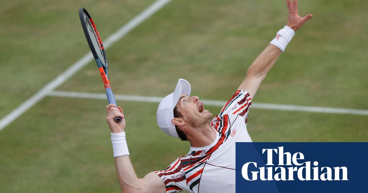 Andy Murray intent on Wimbledon return offering path to more majors