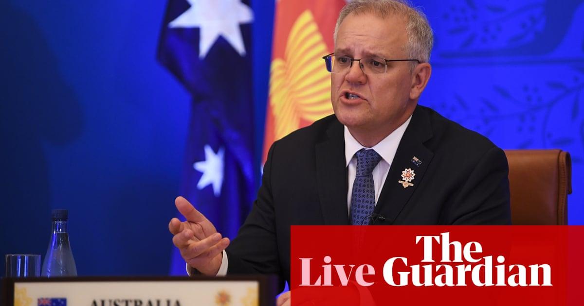 Australian politics live: Scott Morrison heads to Rome for G20 before climate summit