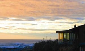 Punakaiki Resort, near Greymouth, South Island, New Zealand