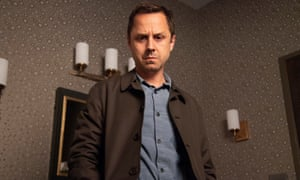 On your marks ... Giovanni Ribisi in Sneaky Pete.